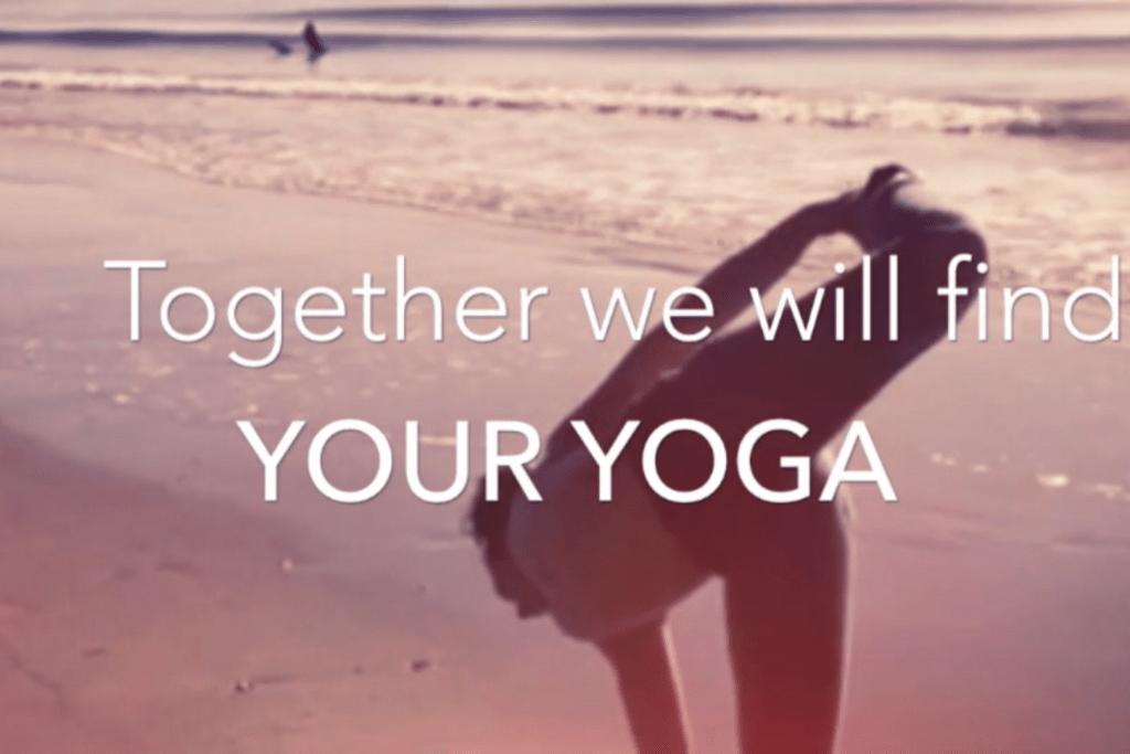Your Yoga Programme