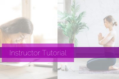 Instructor Course tutorial