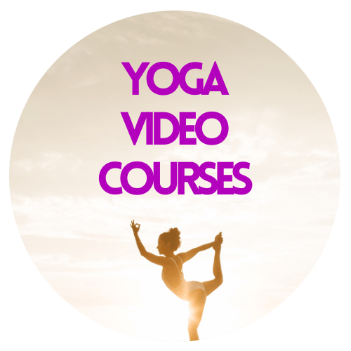 Yoga Video Courses, Logo